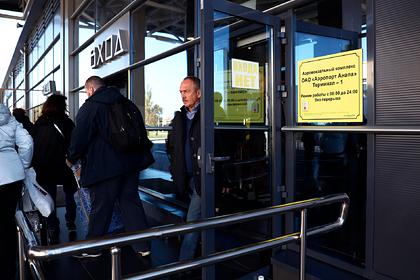 В России впервые появятся чартерные рейсы в Анапу