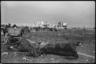 На переднем плане — расстрелянные немцами лошади. Херсонский аэродром, 13 мая 1944 года.