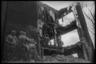 Разрушения в Одессе после бомбардировки. Одесса, 1941 год.