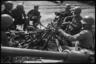 Румыно-немецкие трофеи, захваченные под Одессой. Июль 1941 года.