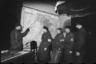 Работа военной комендатуры города Бреслау во время военных действий в городе. 1-й Украинский фронт. Бреслау, 26 марта 1945 года.