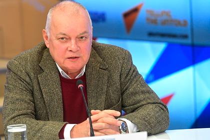 Дмитрий Киселев назвал россиян «не заслужившими» послаблений во время пандемии