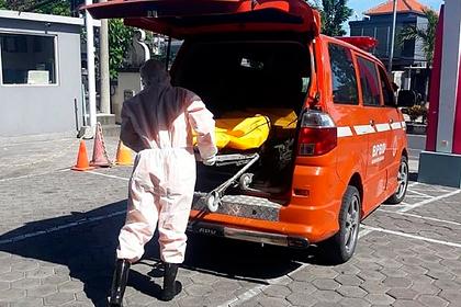 Тело загадочно умершего туриста нашли в кровати в отеле на Бали