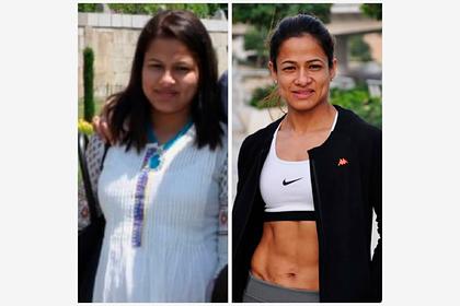 Женщина сбросила 33 килограмма за семь месяцев и раскрыла секрет похудения