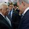 Махмуд Аббас и Биньямин Нетаньяху