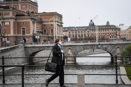 Швеции посулили выгоду из-за отказа от карантина