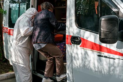 Названы российские регионы-лидеры по числу новых случаев коронавируса