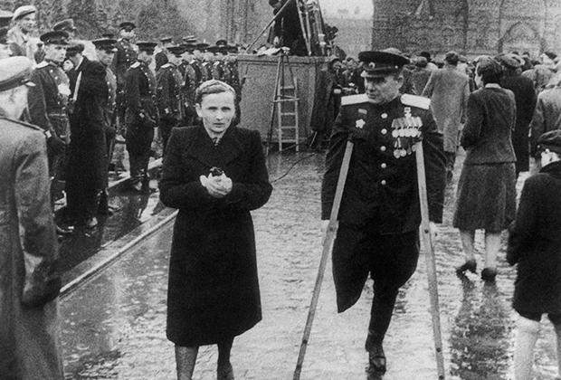 Парад Победы, 1945 год