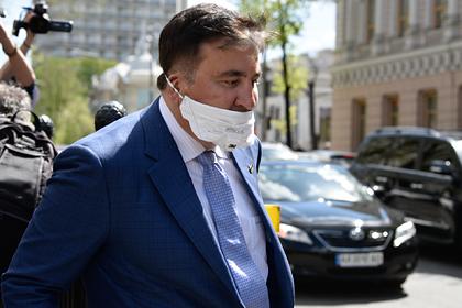 Зеленский назначил Саакашвили главой Исполнительного комитета реформ