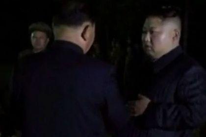 Двойников Ким Чен Ына засняли на видео