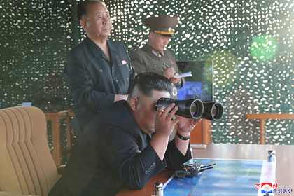 Ким Чен Ын