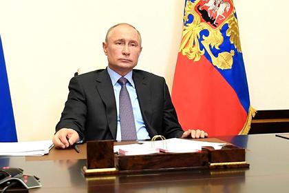 Путин заявил об отсутствии у России чувства вины за Вторую мировую войну