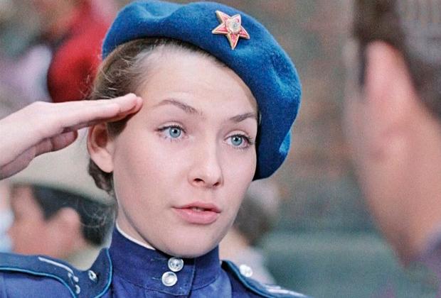 Наталья Данилова в роли Варвары Синичкиной