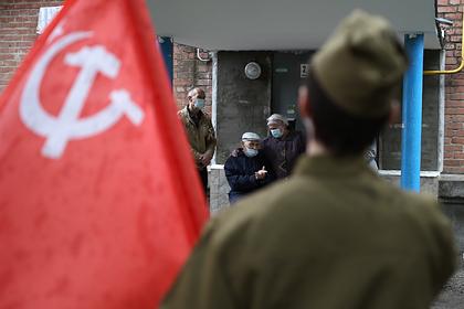 Россию призвали отвечать на попытки принизить роль СССР в победе над нацистами