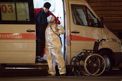 В России выявили 10817 новых случаев заражения коронавирусом