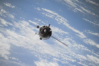 Российский бак взорвался в космосе