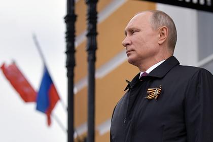Путин рассказал о сплочении народа России в тяжелые времена