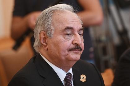 Турция пригрозила ливийской армии Хафтара ответным огнем
