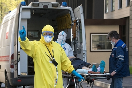 В Москве умерли 56 пациентов с коронавирусом
