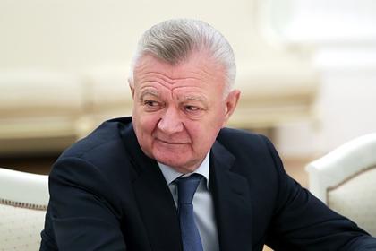Бывший губернатор Рязанской области Олег Ковалёв