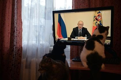 Путин высказался о снятии ограничений из-за коронавируса