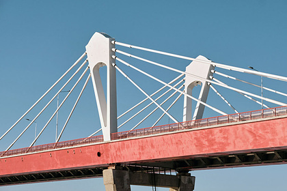 ГК СКМост Руслана Байсарова построила российскую часть моста через Амур