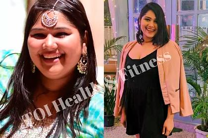 Девушка сбросила 23 килограмма и рассказала о секрете похудения