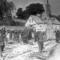 Пленные немецкие солдаты в Вильнюсе