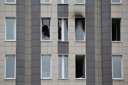 Названа сумма компенсаций родственникам жертв пожара в петербургской больнице