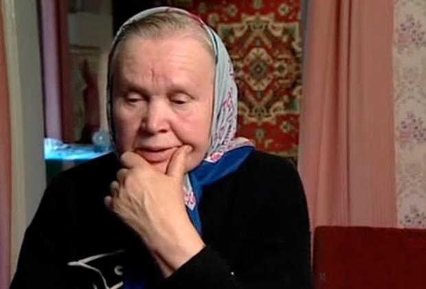 Алиса Борисова, мать Виктора Мохова
