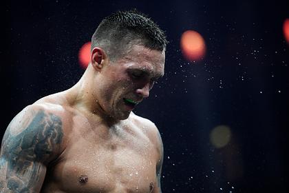 На Украине заговорили о вербовке боксера Усика российскими спецслужбами