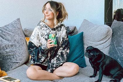Популярная блогерша показала роскошную жизнь в самоизоляции