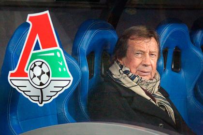 Семин высказался об уходе из «Локомотива»