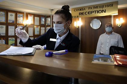 Туристов российского курорта заставят загорать в масках