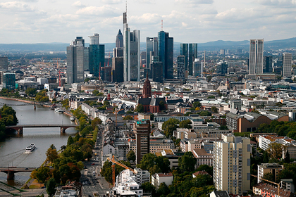 Германия оказалась наиболее устойчивой к кризису в Европе