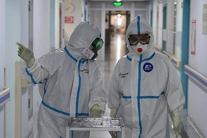 В России выявили 9200 новых случаев заражения коронавирусом