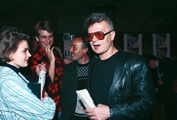 Эдуард Лимонов, 1995 год