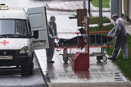 В Москве умер 71 пациент с коронавирусом