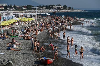 Оценена возможность отдыха на российских курортах в 2020 году