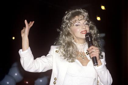 Наталья Ветлицкая в 1994 году