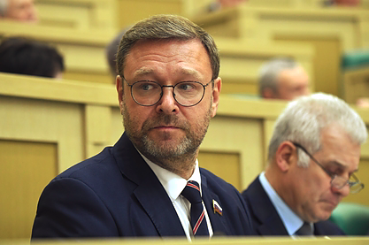 Россия обвинила Европу в ведении информационной войны