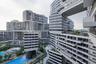 В 2013 году было закончено возведение жилого комплекса Interlace в Сингапуре, за архитектуру которого отвечают бюро OMA и немецкий дизайнер Оле Ширан. Спустя два года, в 2015-м, жюри Фестиваля мировой архитектуры назвало Interlace главным зданием 2015 года. Кроме того, комплекс был награжден государственными премиями Сингапура за дизайн и архитектуру. Высотность Interlace — 24 этажа. Жилые блоки сложены друг на друга определенным образом, что дает возможность увеличить количество света в квартирах и расширить обзор.