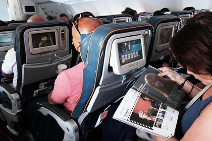 Предсказано исчезновение любимого досуга авиапассажиров после пандемии