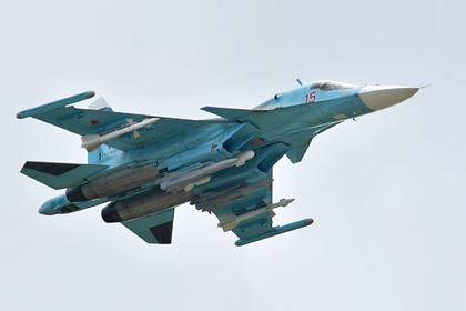 В Китае оценили боеспособность российского Су-34