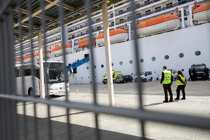 Застрявший на круизном лайнере из-за коронавируса сотрудник описал «худшие дни»