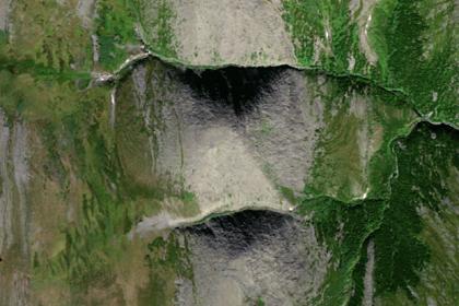В России обнаружили гигантскую копию пирамиды Хеопса