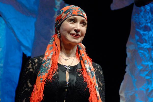 У актрисы Татьяны Васильевой украли телефон во время теста на коронавирус