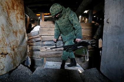 Украина заявила о переброске российских танков в Донбасс