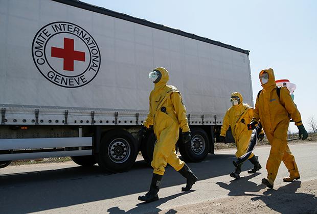 Конвой Красного Креста