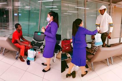 Застрявшие туристы два месяца прожили в аэропорту во время пандемии коронавируса